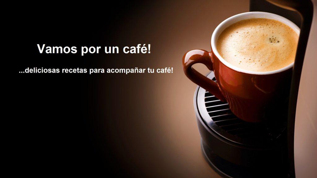 Recetas para acompañar el café